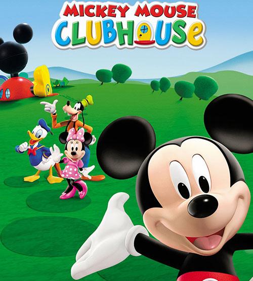 0-6岁《米奇妙妙屋 Mickey Mouse Clubhouse》第2部 全39集 英语版 720P/MP4 超清动画片插图